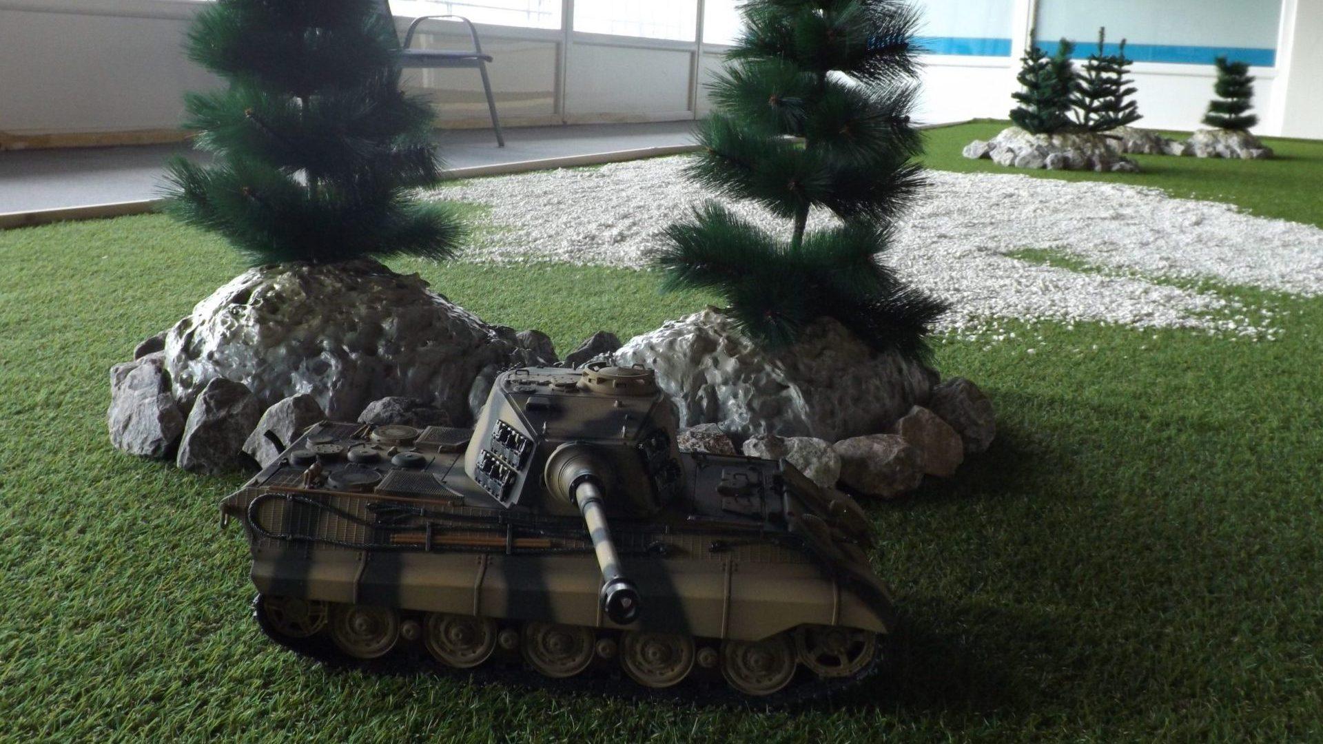 bojisko tanková aréna